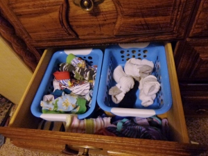 undies drawer