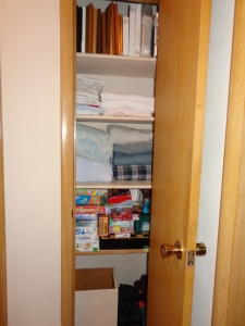mchenry linen closet in